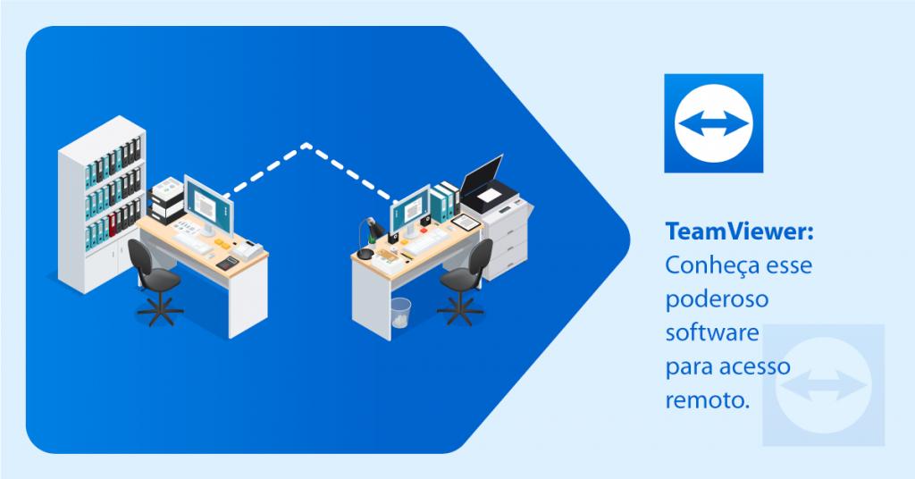 Teamviewer: Conheça esse poderoso software para acesso remoto